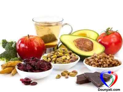 أغذية صحية منشطة تغني عن القهوة