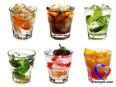 مشروبات لخسارة الوزن