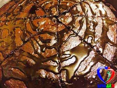 البراوني بالشوكولا