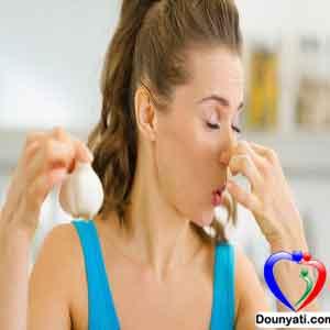 طرق تجنب رائحة الثوم من الفم