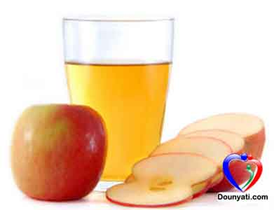 خل التفاح و فوائده