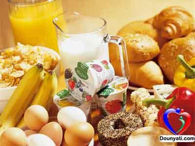 اهمية وجبة الفطور