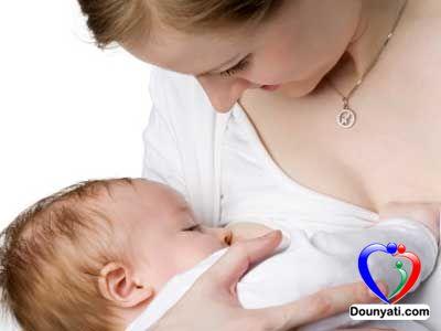 فوائد الرضاعة الطبيعية للطفل و الام