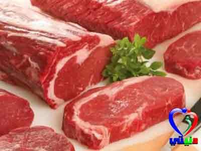 اللحم الأحمر فوائده و مضاره