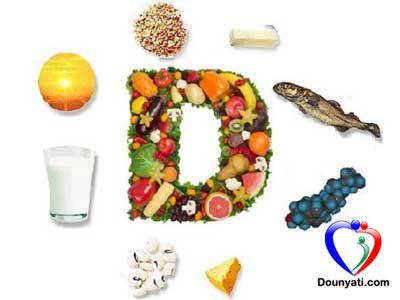 اعراض و مضاعفات نقص الفيتامين د في الجسم