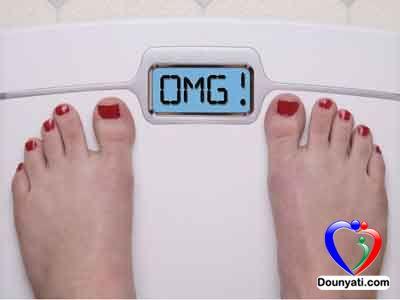 نصائح لتجنب زيادة الوزن بعد الزواج